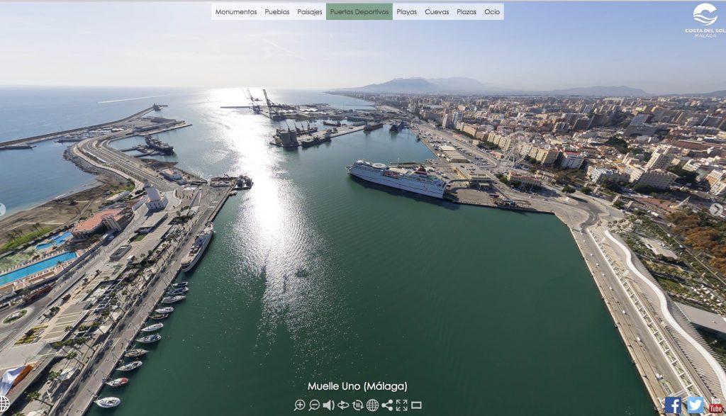 interactivo 360º visit costa del sol