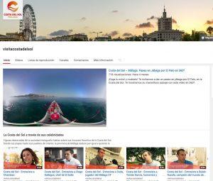 Visit Costa del Sol Málaga:YouTube